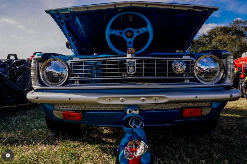 Cookie Monster Honda